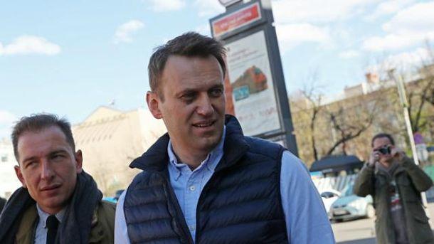 Адвокат Навального заявив, щоопозиціонеру загрожує арешт