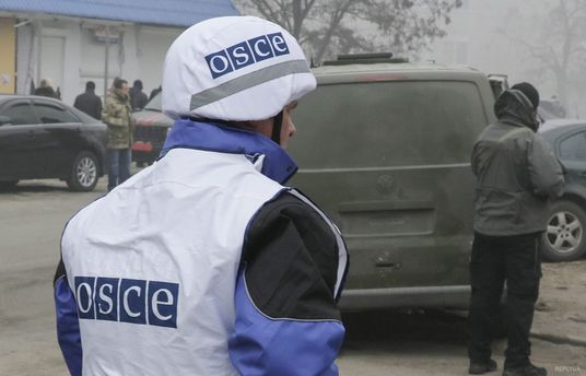 Бойовики намагалися збити безпілотник ОБСЄ