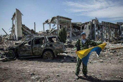 Порошенко: ежели мыотменим АТО, тооставим Украинское государство беззащитной