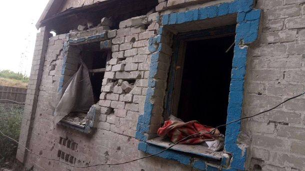 Авдіївка після танкового обстрілу: штаб АТО показав масштаби руйнувань