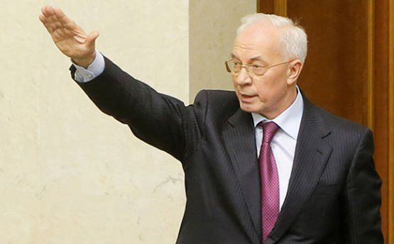 Безвизовый режим Украины с Евросоюзом прокомментировал и Азаров