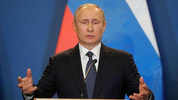 Путин пугает мир оружием