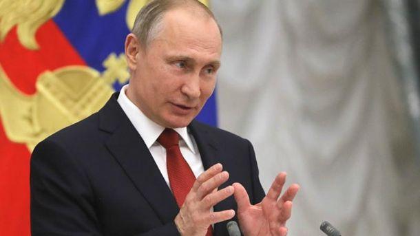 Путін досі не сказав, чи піде на 4-й термін