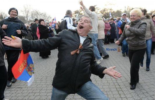 Жители Донбасса начнут проводить антиукраинские акции?