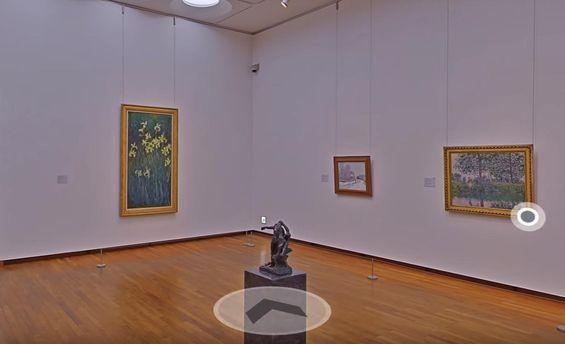 Виртуальная экскурсия по музею