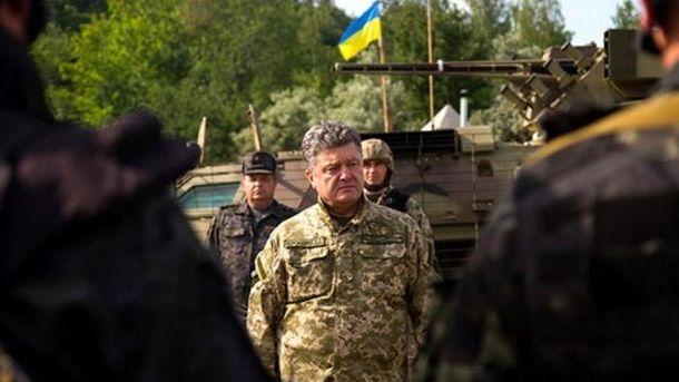 Порошенко: «Україна залишиться беззахисною уразі скасування АТО»