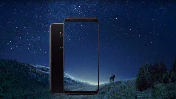 Samsung Galaxy S8 признали лучшим смартфоном 2017 года