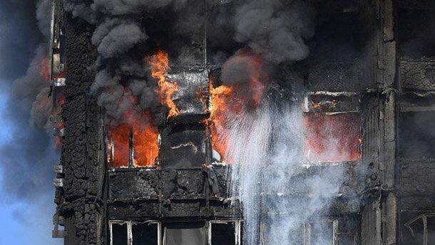 Ужасный пожар в жилом доме Лондона унес уже 12 жизней