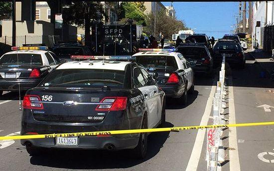 В Сан-Франциско чоловік відкрив стрілянину біля відділення пошти