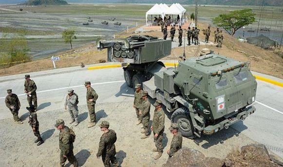США перекинули на південь Сирії установки HIMARS