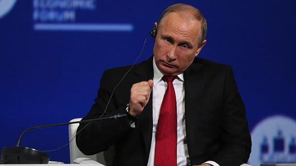 Путин: Москва просила Порошенко воздержаться открайних мер вДонбассе