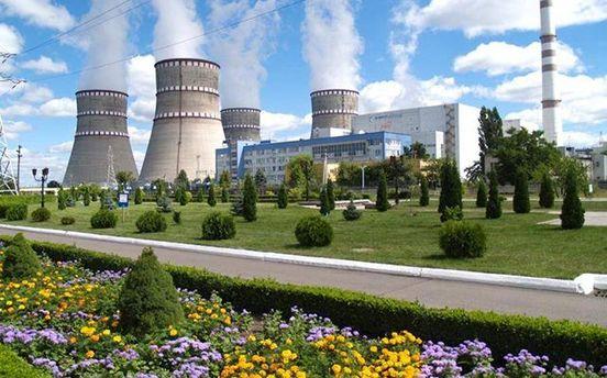 Рівненська АЕС відключила один енергоблок