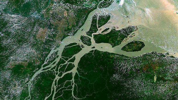 Амазонку застраивают гидроэлектростанциями