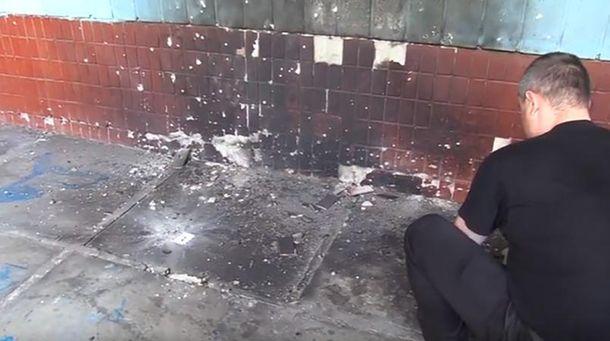 На месте взрыва работала следственно-оперативная группа (иллюстрация)