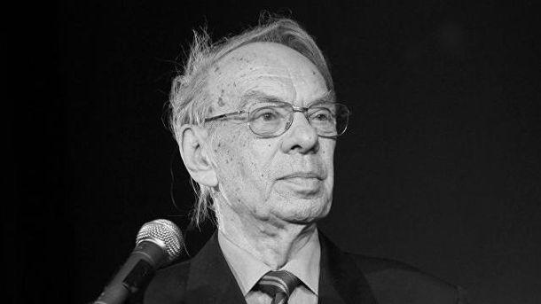 Помер Олексій Баталов