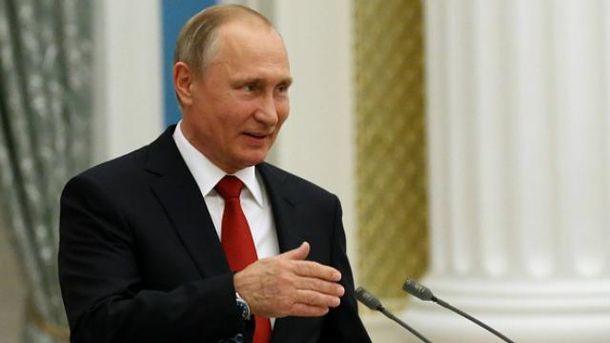 Путін розповів, що недавно вдруге став дідусем