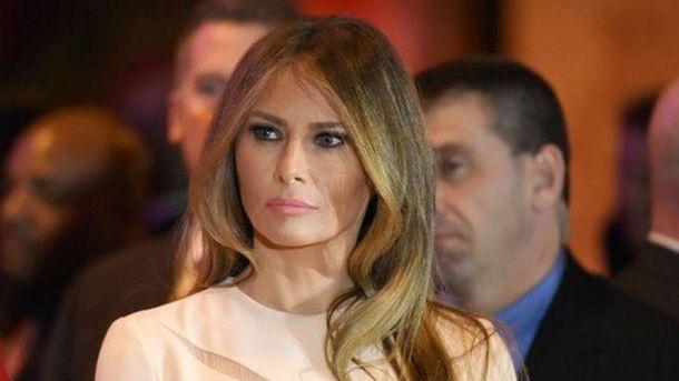 Известный бренд сотрудничает с женой Трампа