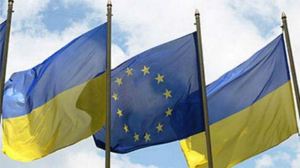 Соглашение об ассоциации Украина-ЕС уже в Брюсселе