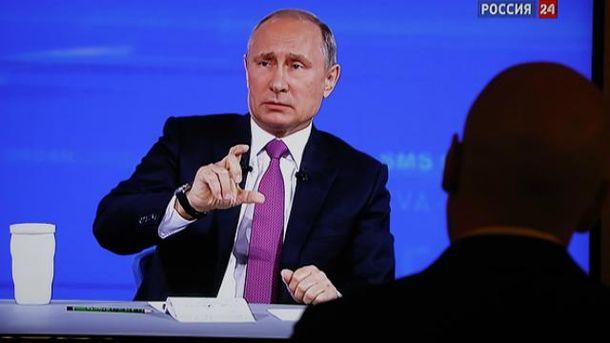 Путин рассказал о болезни своего отца