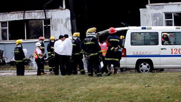 УКитаї через вибух вдитсадку загинули семеро осіб,— ВІДЕО
