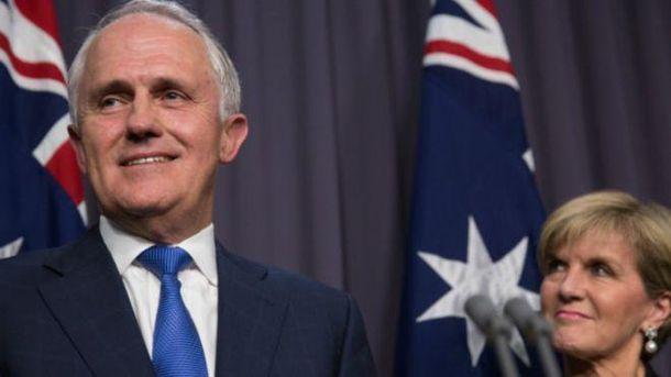Прем'єр-міністр Австралії спародіював Трампа навечірці для журналістів