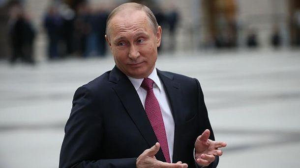 Хитрый Владимир Путін