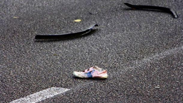 Страшна аварія у Дніпрі