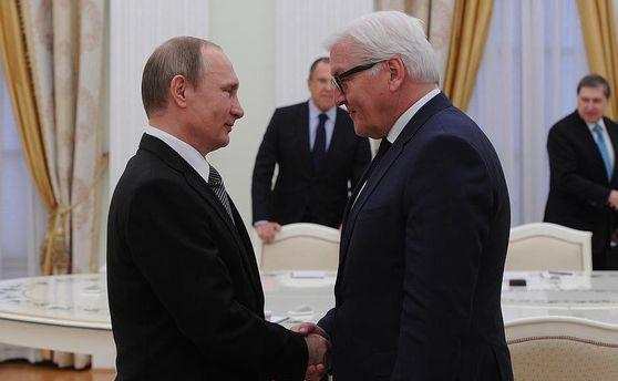 Германия сделала Путину резкое предупреждение