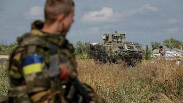 У зоні АТО від отриманих бойових травм помер командир