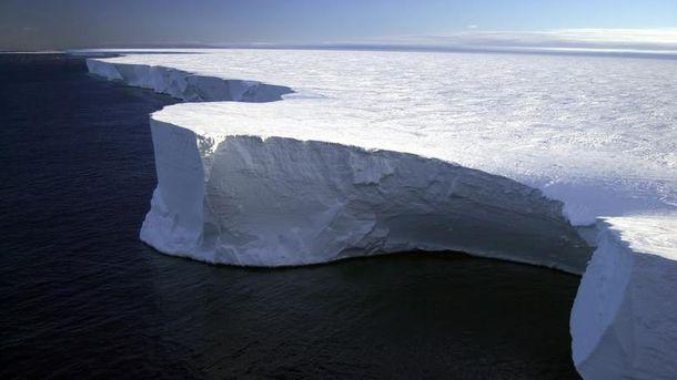 В Антарктиде растаял еще один огромный ледник Росса