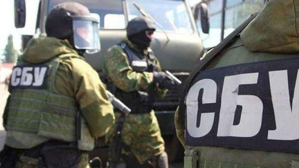 В Києві затримали посібника терористів