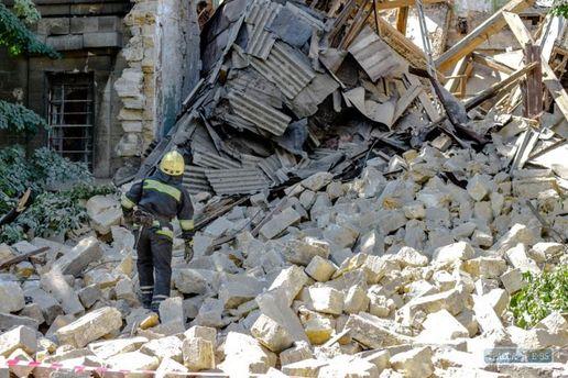 В Ізмаїлі врятували жінку, яка кілька днів пролежала під уламками власного будинку