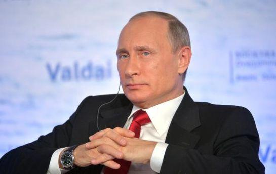 Інтерв'ю з Путіним позбавлені сенсу