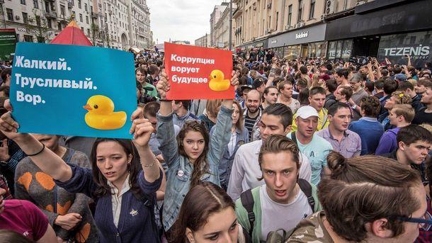 Сенат США посиленням санкцій підтримав протестний рух у РФ