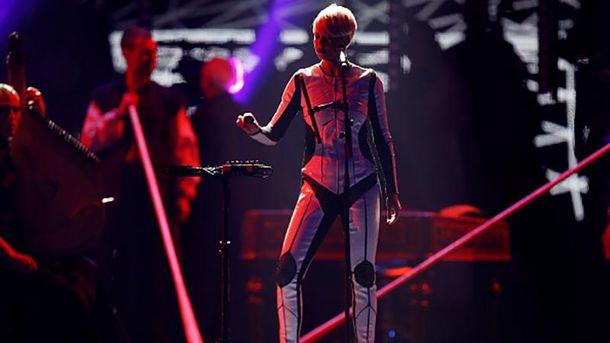 Выступление Onuka на Евровидении