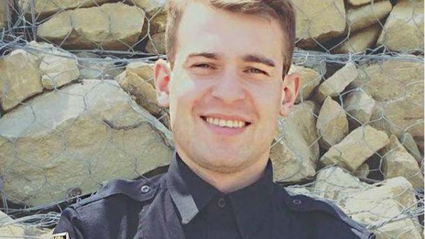 Трагічно загинув поліцейський Олег Ткачук