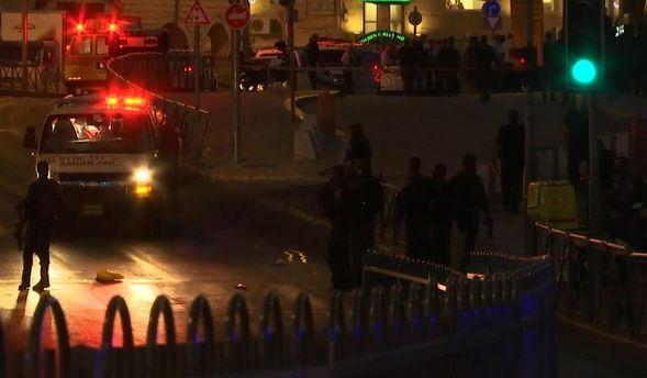 Теракт в Єрусалимі: загинула поліцейська і троє постраждалих