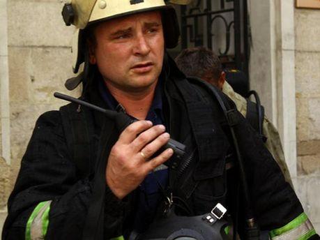 Пожар ликвидировали до приезда спасателей