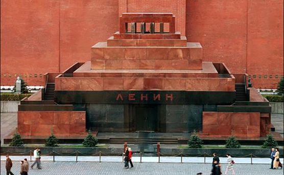 РПЦЗ вимагає прибрати тіло Леніна з Червоної площі Москви