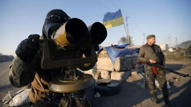 За прошедшие сутки 5 украинских бойцов получили ранения