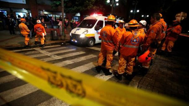 Уторговому центрі вКолумбії прогримів вибух