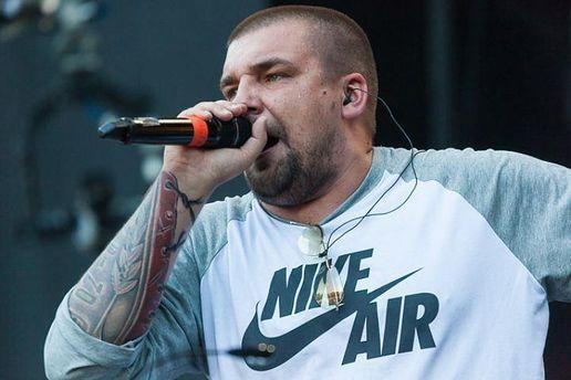 Российский рэпер после гастролей в Крыму выступил в Киеве