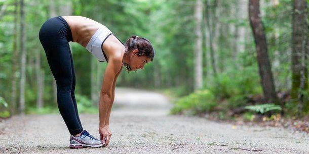 В жару лучше делать тренировки более легкими