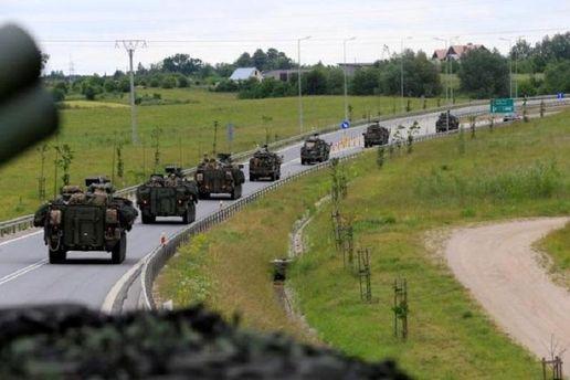 Навчання НАТО