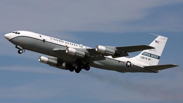 Україна таСША виконають спільний спостережний політ над Росією