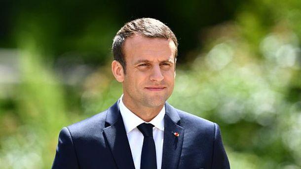 Макрон контродюватиме Національні збори Франції