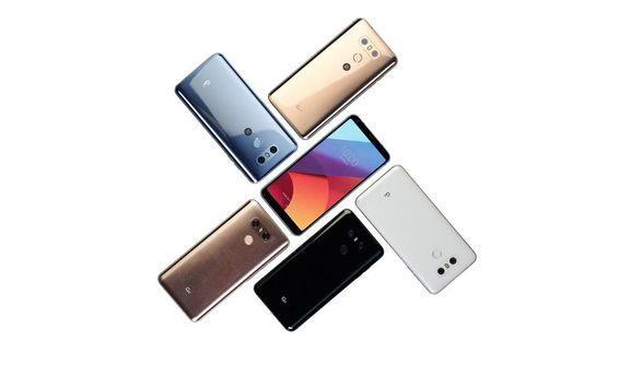 Новий смартфон LG G6+