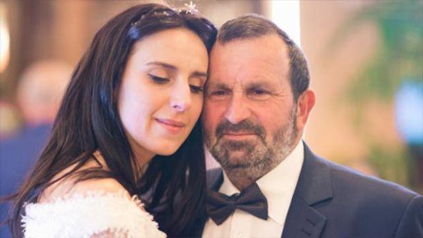Джамала с отцом