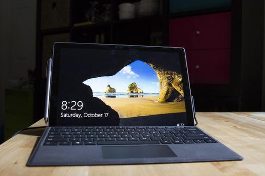 Surface Pro 4 от Microsoft