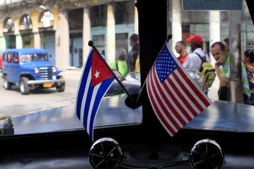 Відмова від зближення з Кубою – це